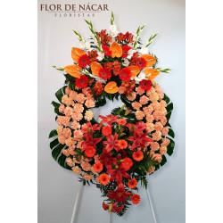 Corona de Flores Kilauea