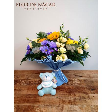 Ramo de Flores Nazarí