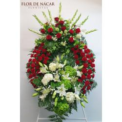 Corona de Flores Amanecer