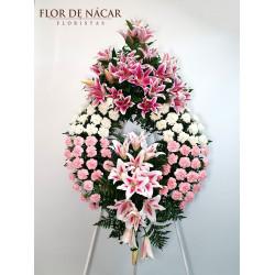 Corona de Flores Tarantela
