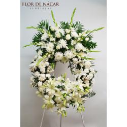Corona de Flores Marea