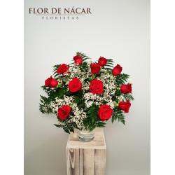 Ramo Rosas Amor