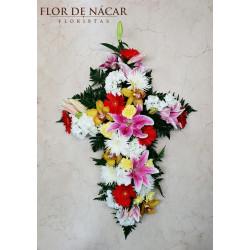 Cruz de Flores Alma
