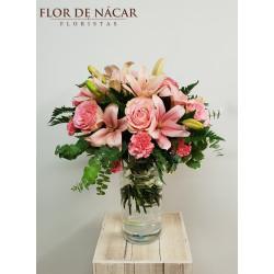 Ramo de Flores Santa Lucía